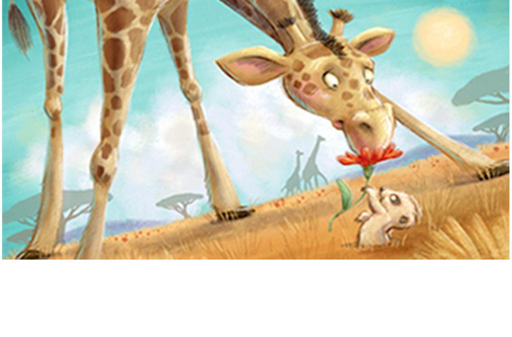 giraffeMeerkat